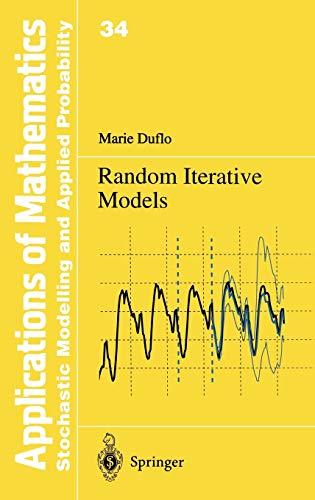 Random Iterative Models.: Duflo, Marie
