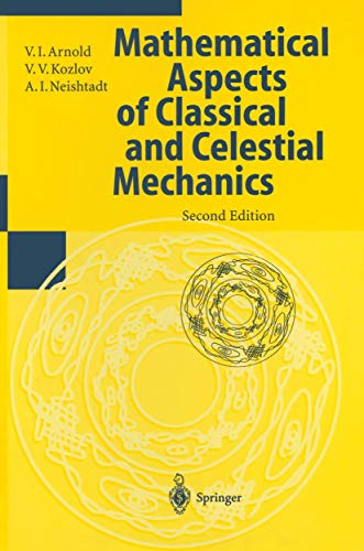 9783540572411: Dynamical Systems III: Mathematical Aspects of Classical and Celestial Mechanics (Springer Tracts in Modern Physics (Hardcover)) (v. 3)