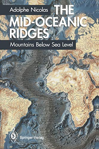 The Mid-Oceanic Ridges Mountains Below Sea Level: Nicolas, Adolphe