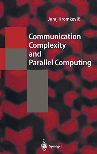 9783540574590: Communication Complexity and Parallel Computing