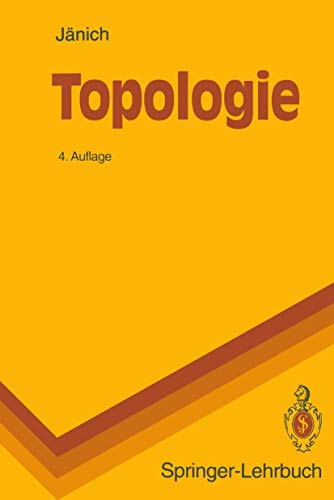 9783540574712: Topologie (Springer-Lehrbuch)