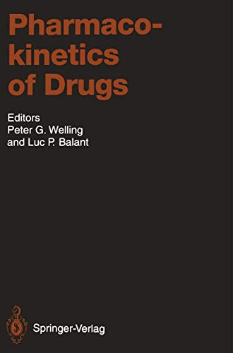 9783540575061: Pharmacokinetics of Drugs