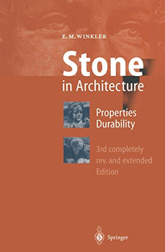 9783540576266: Stone in Architecture: Properties, Durability