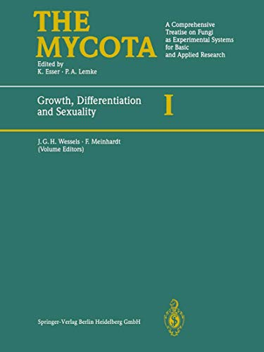 9783540577812: Growth, Differentiation and Sexuality (The Mycota)