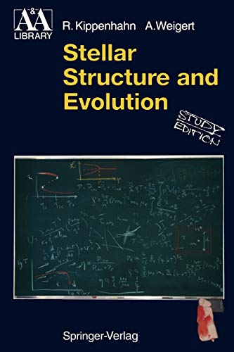 9783540580133: Stellar Structure and Evolution (Astronomy and Astrophysics Library)