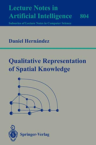Qualitative Representation of Spatial Knowledge (Lecture Notes in Computer Science): Daniel ...