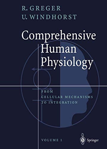 9783540581093: Comprehensive Human Physiology: From Cellular Mechanisms to Integration