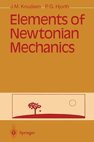 9783540583646: Elements of Newtonian Mechanics