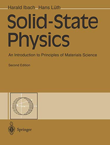 9783540585732: Solid-State Physics: An Introduction to Principles of Materials Science