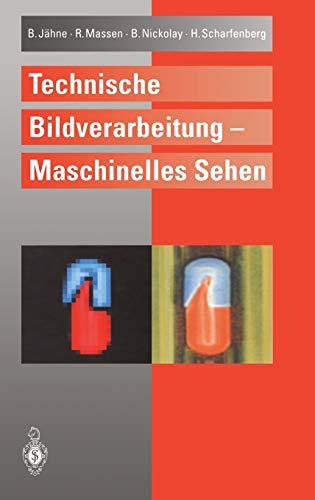 9783540586418: Technische Bildverarbeitung ― Maschinelles Sehen (German Edition)