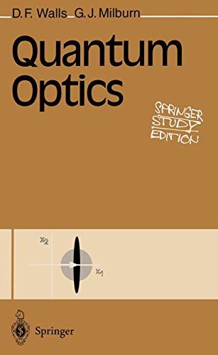 9783540588313: Quantum Optics (Springer Study Edition)