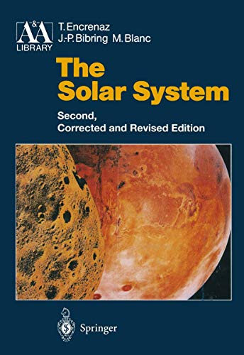 9783540588368: The Solar System (Astronomy and Astrophysics Library)