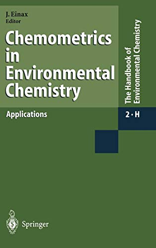 Chemometrics in Environmental Chemistry - Applications The