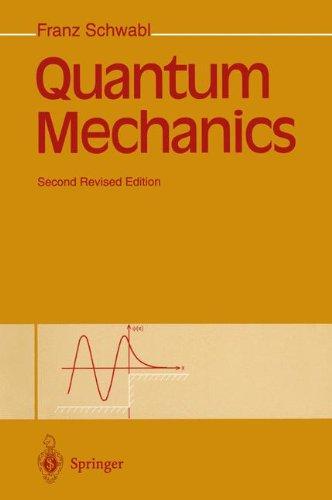 9783540591870: Quantum Mechanics