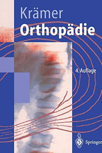 9783540591962: Orthop Die: Begleittext Zum Gegenstandskatalog (Springer-Lehrbuch)