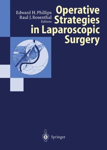 9783540592143: Operative Strategies in Laparoscopic Surgery