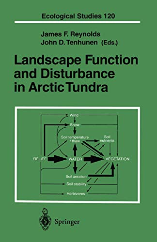9783540592631: Landscape Function and Disturbance in Arctic Tundra (Ecological Studies)