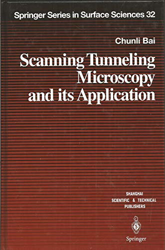 9783540593461: Scanning Tunneling Microscopy and Its Application (Springer Series in Surface Sciences)