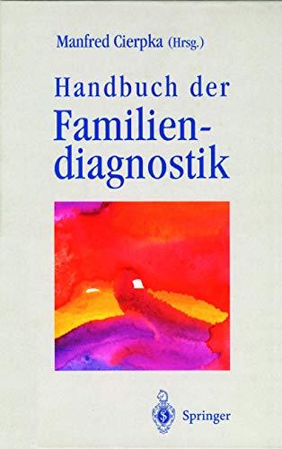Handbuch der Familiendiagnostik - Cierpka, Manfred