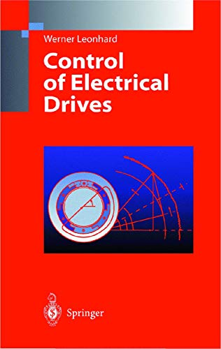 9783540593805: Control of Electrical Drives
