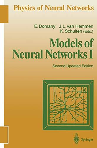 9783540594031: Models of Neural Networks I