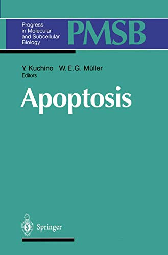 9783540594703: Apoptosis (Progress in Molecular and Subcellular Biology)