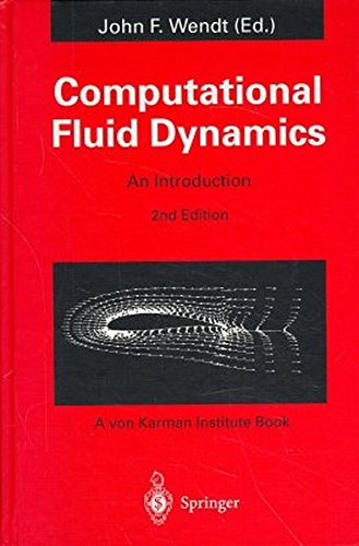 9783540594710: Computational Fluid Dynamics: An Introduction