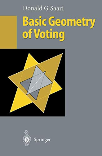 9783540600640: Basic Geometry of Voting