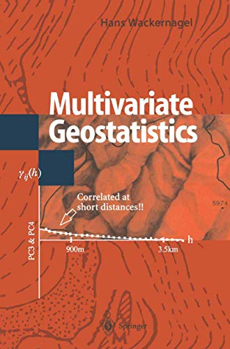9783540601272: Multivariate Geostatistics: An Introduction with Applications