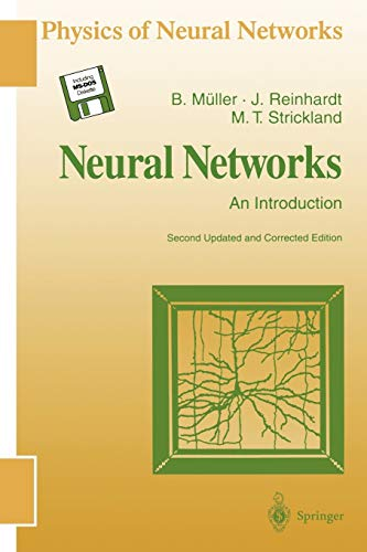 9783540602071: Neural Networks: An Introduction (Physics of Neural Networks)