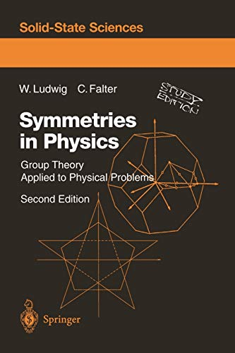 Symmetries in Physics: Group Theory Applied to: Falter, Claus, Ludwig,