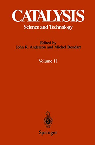 9783540603801: Catalysis: Science and Technology