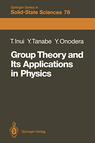 9783540604457: Group Theory and Its Applications in Physics (Springer Series in Solid-State Sciences)