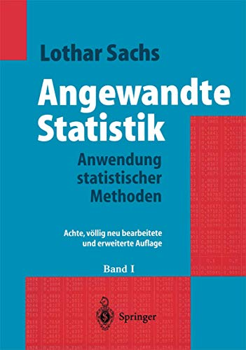 9783540604945: Angewandte Statistik