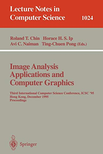 9783540606970: Image Analysis Applications and Computer