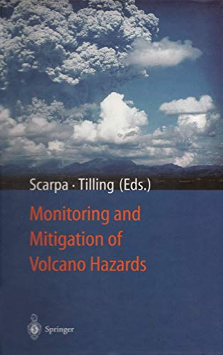 9783540607137: Monitoring and Mitigation of Volcano Hazards