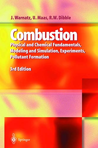 Combustion: Dibble R.W. Maas
