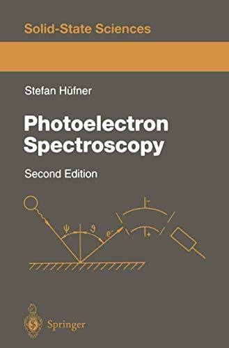 9783540608752: Photoelectron Spectroscopy: Principles and Applications (Springer Series in Solid-state Sciences)