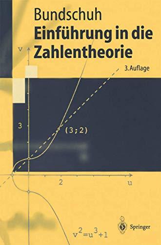 Einführung in die Zahlentheorie . Dritte, vollständig überarbeitete Auflage . Mit 7 ...