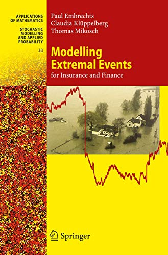 9783540609315: Modelling Extremal Events: for Insurance and Finance (Stochastic Modelling and Applied Probability)