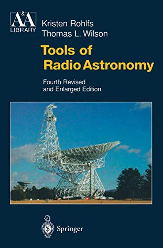 9783540609810: Tools of Radio Astronomy (Astronomy and Astrophysics Library)