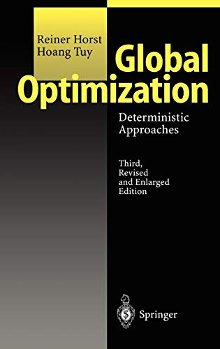 9783540610380: Global Optimization: Deterministic Approaches