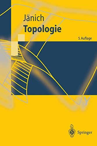 9783540611752: Topologie (Springer-Lehrbuch)