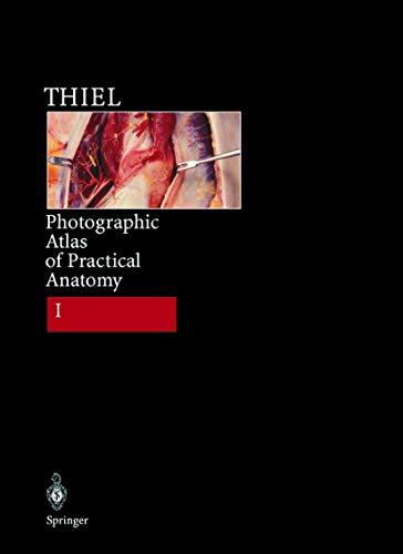 9783540611950: Photographic Atlas of Practical Anatomy