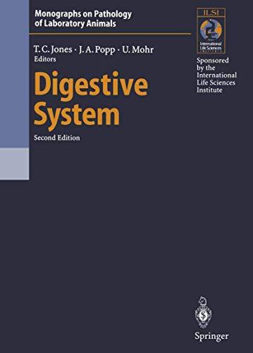 9783540613732: Digestive System (Monographs on Pathology of Laboratory Animals)