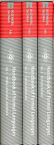 9783540614869: Handbook of Formal Languages: Vols. 1-3 (v. 1-3)