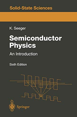 9783540615071: Semiconductor Physics: An Introduction