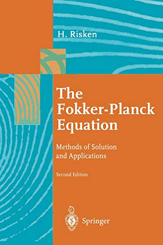 9783540615309: The Fokker-Planck Equation: Methods of Solution and Applications (Springer Series in Synergetics)