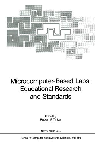 9783540615583: Microcomputer-Based Labs: Educational Research and Standards (NATO ASI Series / Computer and Systems Sciences)
