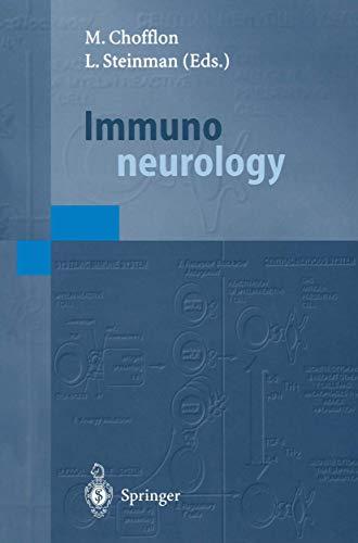 9783540615590: Immunoneurology